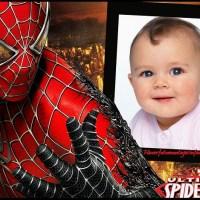 Fotomontaje gratis de Spiderman