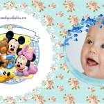 Fotomontaje de Disney Babies