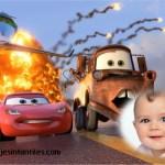 Fotomontaje de Cars para crear gratis