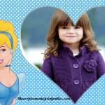Fotomontaje de Cinderella