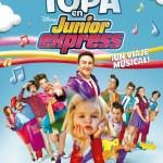 Fotomontaje de Topa Junior Express