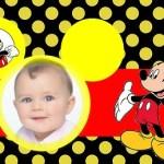 Fotomontaje de Mickey para crear gratis