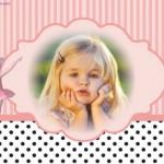 Marco infantil de Angellina Ballerina