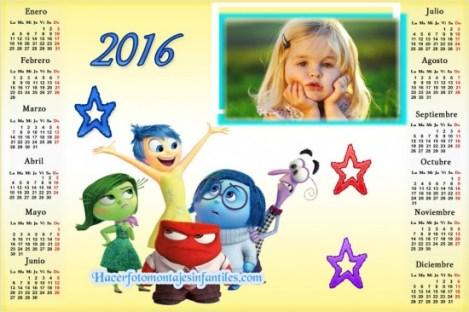 Calendarios 2016 gratis para personalizar
