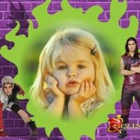 Fotomontaje de Descendientes Disney para crear gratis