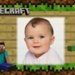 Hacer Fotomontaje de Minecraft gratis