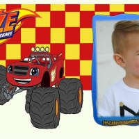 Marco de Blaze and the Monsters Machines