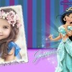 Fotomontajes de Princesa Jasmin Aladdin