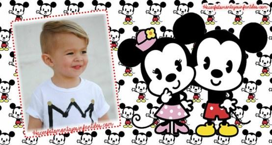Minnie Mickey cute Frames