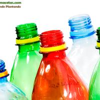MACETAS RECICLADAS: Cómo Hacer Macetas Con Botellas.