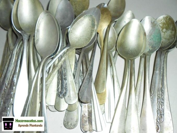 cucharillas antiguas usadas