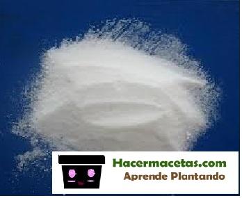 nitrato de potasio soluble en agua
