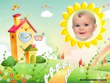 Marcos para fotos de bebes