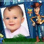 Marco para niños de Toy Story