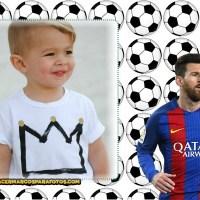 Marco de Messi para tus fotos
