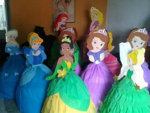 Image result for piñatas disney