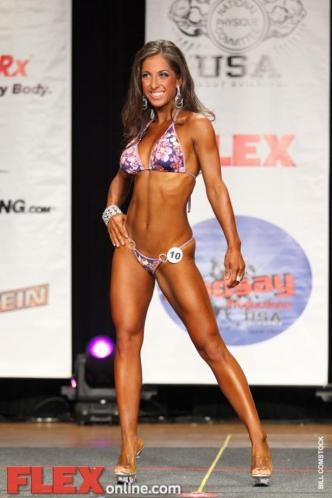 Kelly Gonzalez 15