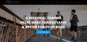 justfitpersonal trainer