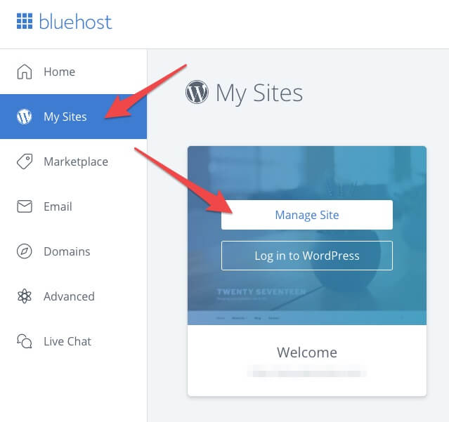 free ssl for bluehost