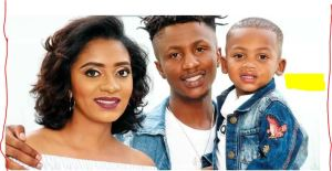 emtee and his girlfriend