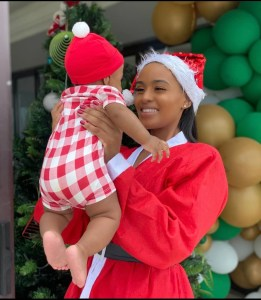 cassper nyovest wife and son