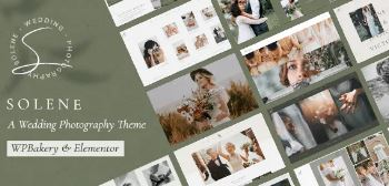 solene photography wordpress themes