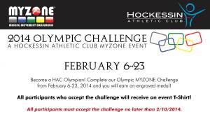 2014 Olympic Challenge
