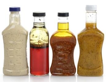 Assorted Salad dressings