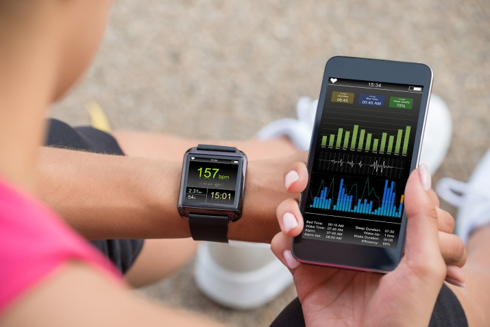 Fitness watch and app with data.jpg