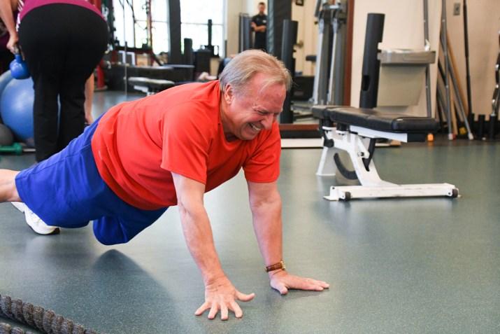 Steve in push up position.jpg