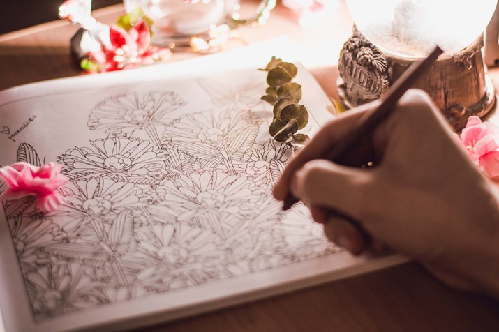 Coloring is a great activity for children and has become all the rage for adults! But does coloring help you? See how adult coloring may benefit you.