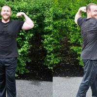 Jason Ragazzo: From Burly to Brawny