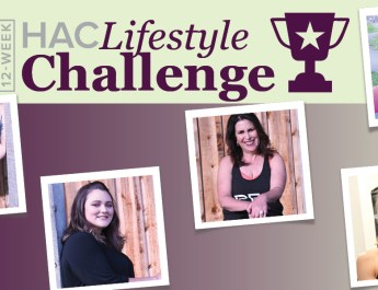 That's a Wrap: 4th Annual Lifestyle Challenge