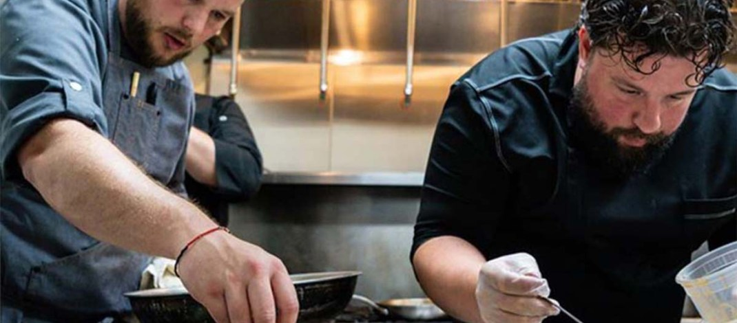 College Buddies to Culinary Greats: The story of HAC Members Robbie Jester and Tim Bolt