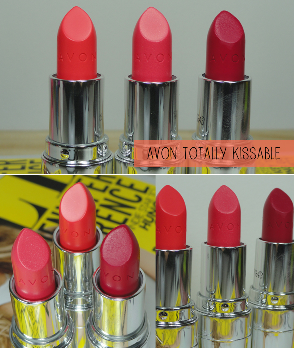 avon totally kissable labial argentina