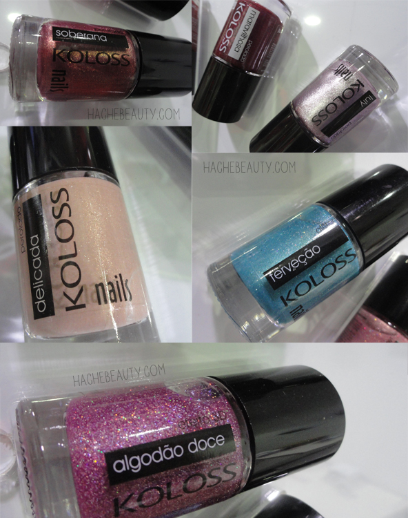 beauty fair esmaltes koloss 2