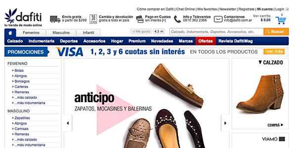 dafiti argentina comprar