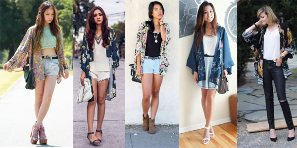 como usar kimono blazer jacket 1