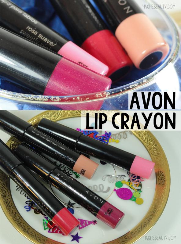 review crayones avon labios 2