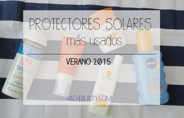 protectores solares hache beauty 2015 2