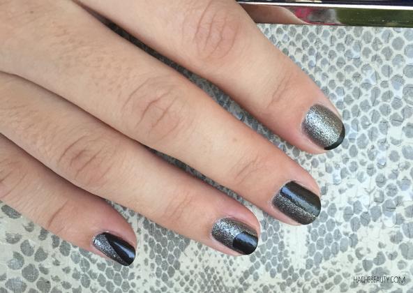nail art geometrico loreal argentina 50 sombras 4