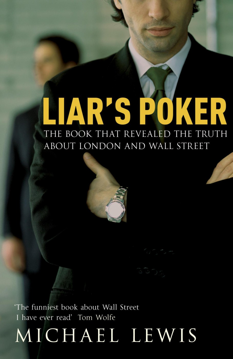 Liar's Poker: From the author of the Big Short by Michael Lewis - Books -  Hachette Australia