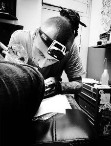 amsterdam tattoo artist chris