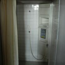 有料シャワー