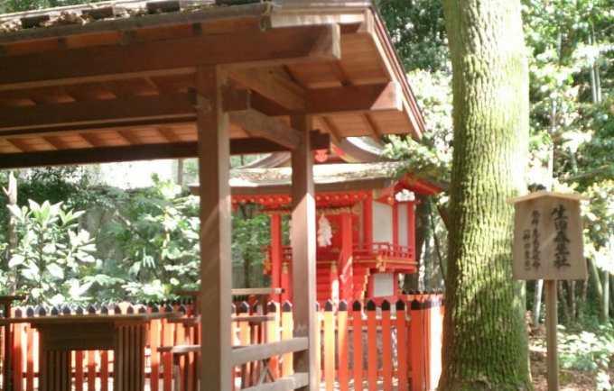神戸の生田神社