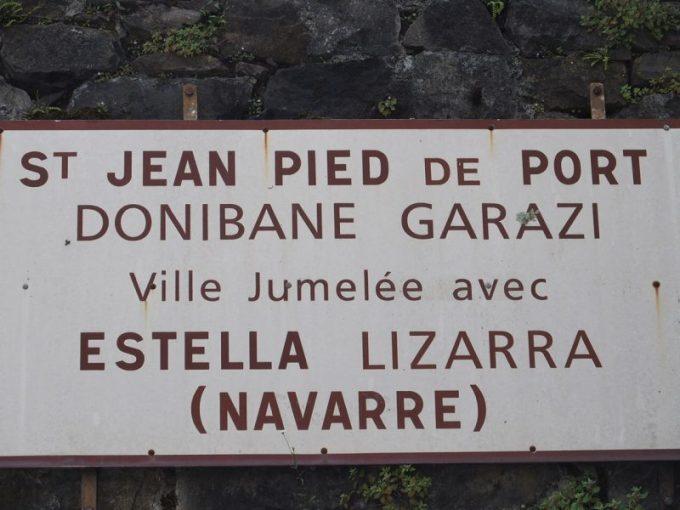 巡礼宿の街サン・ジャン・ピエ・ド・ポール