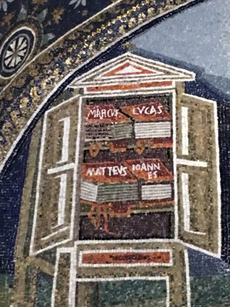 ラヴェンナのガッラ・プラチディア霊廟