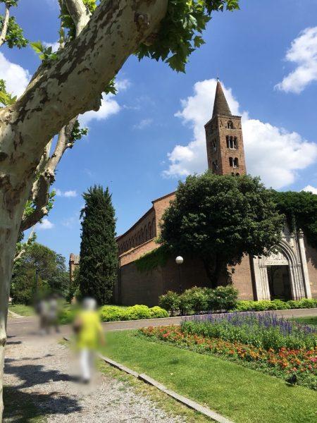 イタリアのラヴェンナ観光