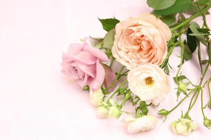 還暦祝いに贈る花束