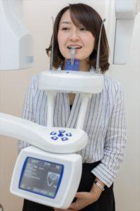 京王八王子駅前歯科でデジタルレントゲン撮影